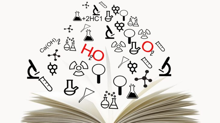 中学理科【高校入試】原子記号(元素記号)と化学式一覧まとめと問題