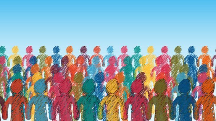 中学地理 世界の人口と人口ピラミッドまとめと問題