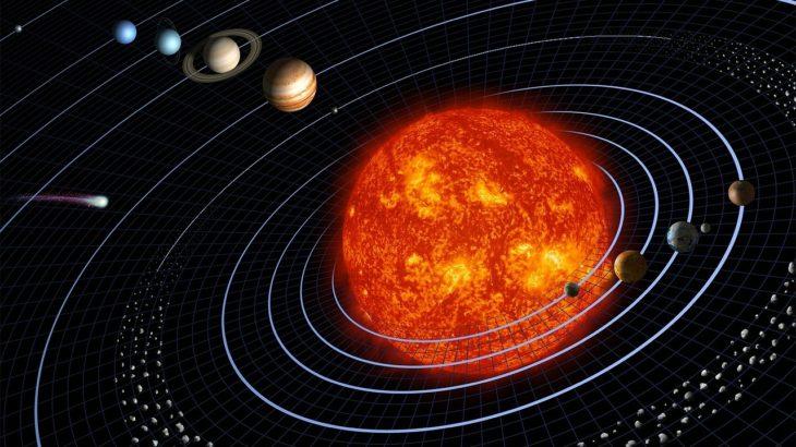 中3理科【天体】太陽系と惑星の特徴まとめと問題