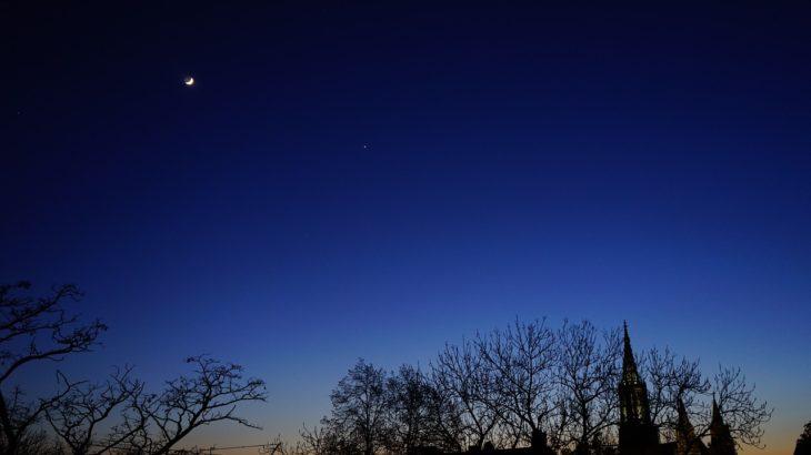 中3理科【天体】金星の公転と満ち欠けまとめと問題