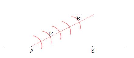 高校数学A【図形の性質】内分点と外分点の作図まとめと問題